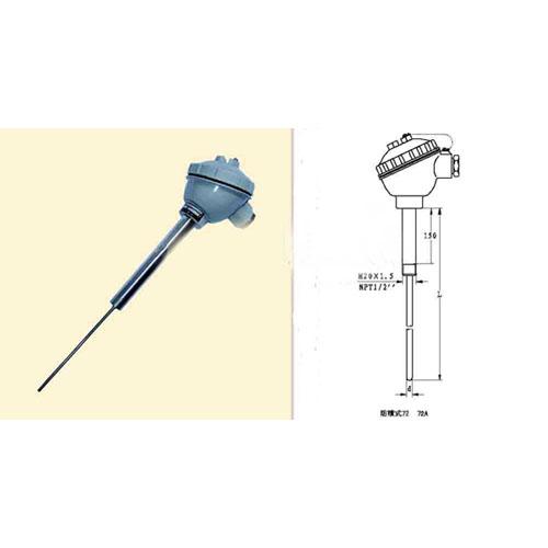 点击查看产品:直形管接头式热电偶(防水式)