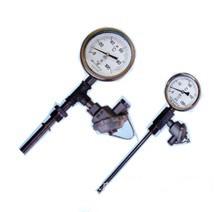 点击查看产品:一体式带热电偶/热电阻远传双金属温度计